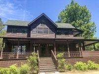 Brown Lake Placid Club Home