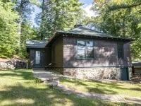Brown Lake Placid Club Cottage