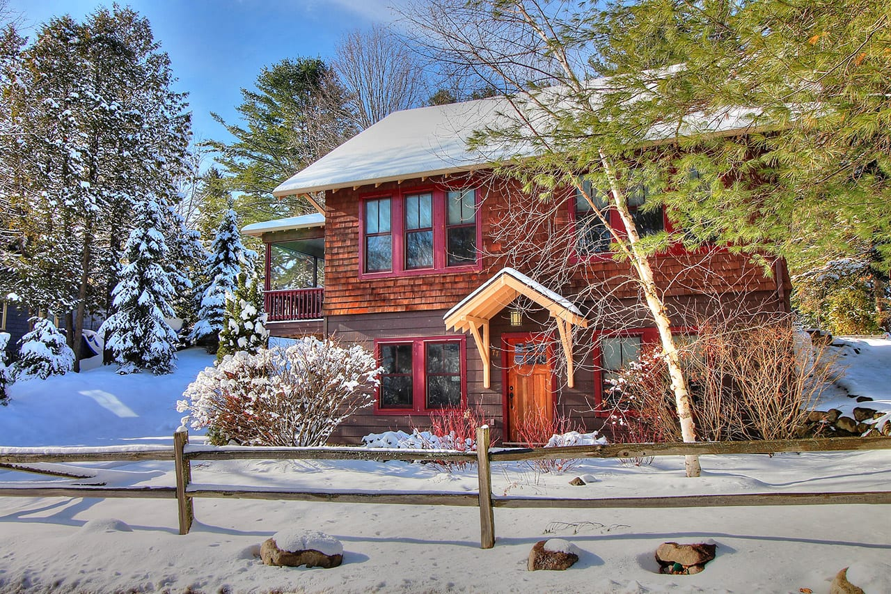 Moose Lodge of Lake Placid   Adirondack Premier Properties