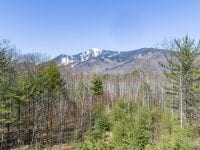 Aerial View From The House Of Whiteface Mountain