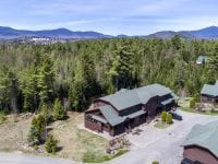 Aerial Of The Unit With Mountain View