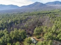 Aerial Of Property With Mountain Views