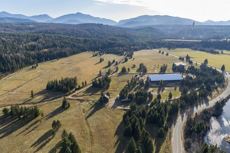 Aerial Of Full Property